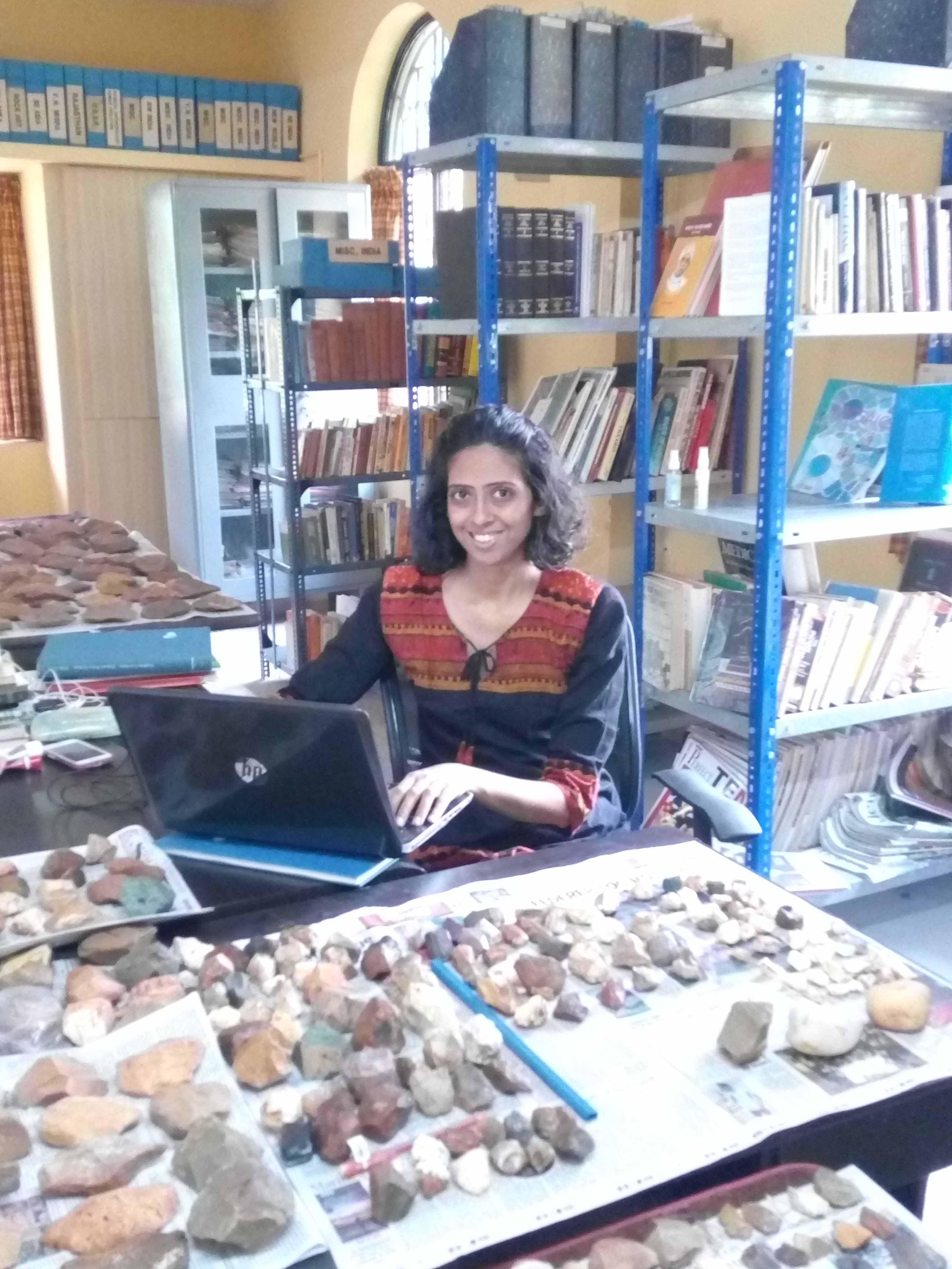 Ms. Prachi Joshi